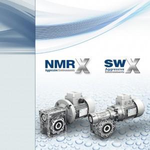 ślimakowe NMRX